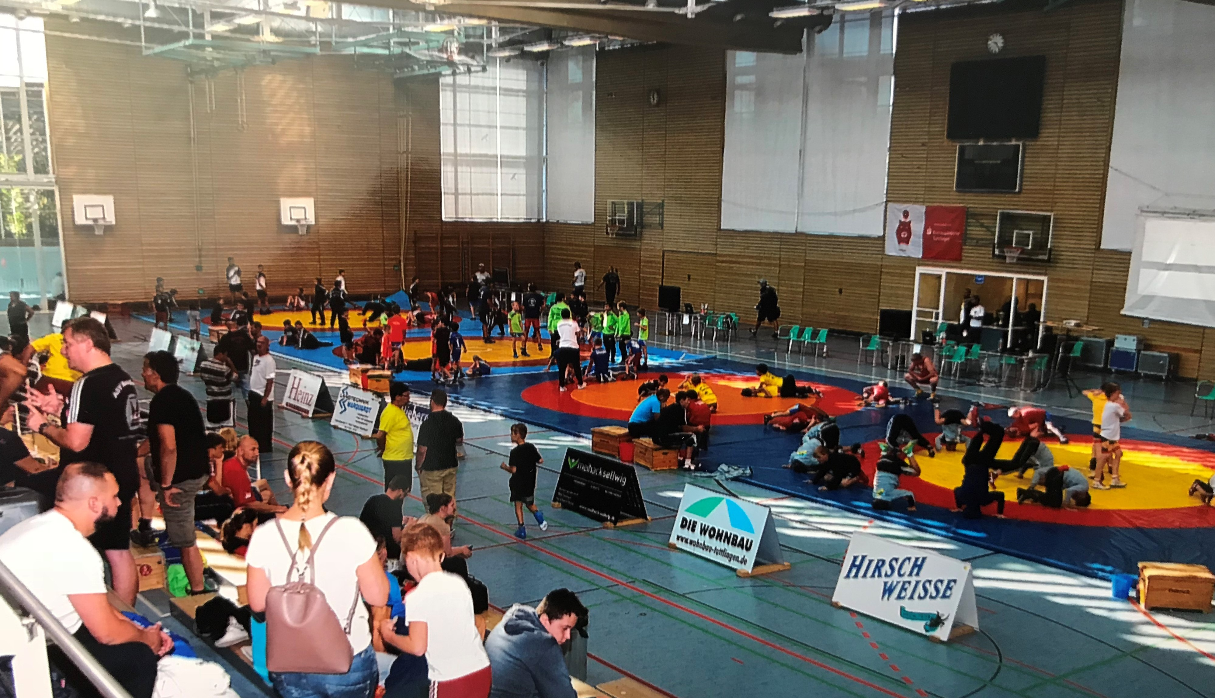 ASV Nendingen – 10. Internationaler Jugend-Donau-Cup 2018