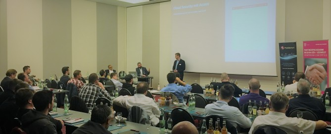 milan mobile IT-Day in Stuttgart